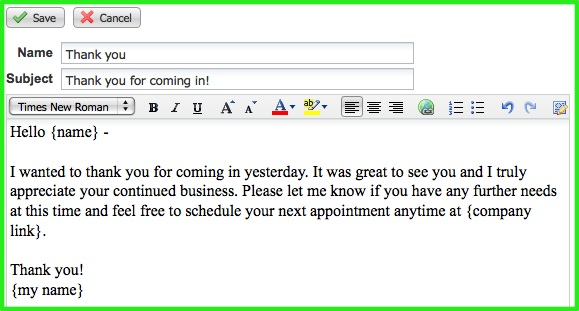 Create Your Own Email Templates The Full Slate Blog