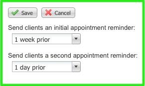 Client Reminders